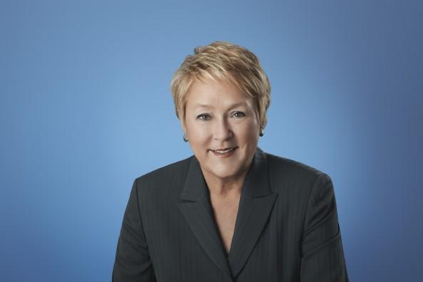 Pauline Marois chef du parti québécois et première ministre du Québec